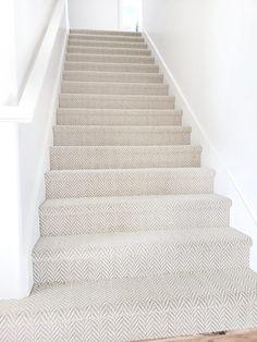 Stanton Carpet Stair Update - White Lane Decor