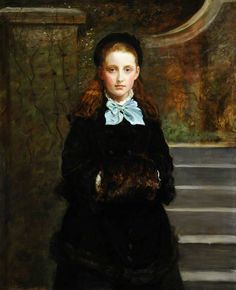 John Everett Millais - Picture of Health, Alice, the Artist's DaughterV