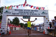 Rob Krar won Western States 100 #WSER again in 2015, 2 yrs on a row! Great Finish time. Check out the 2015 Western States 100 Results.