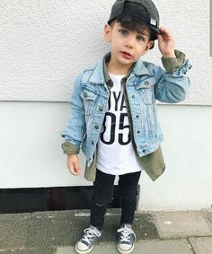 Trendy Boy Outfits, Outfits Niños, Little Boy Outfits, Little Boy Fashion, Kids Fashion Boy, Toddler Fashion, Baby Boy Outfits, Kids Outfits, Cute Kids