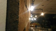 Su borusu lamba... aydınlatma... Cafe İÇİNDE Emek 8.Cd Ankara