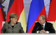 Ukraine Crisis Will Kill the G8, Fears Germany's Merkel