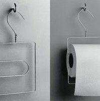 I would like this in my bathroom, instead of our freestanding toilet paper stand.