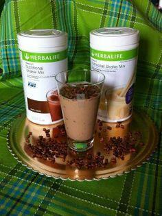 Herbalife Caffe Latte-my favorite!   #herbalife #proteinshake #shake #loseweight    #weightloss #loseweightforsummer2016 http://www.goherbalife.com/shedpounds