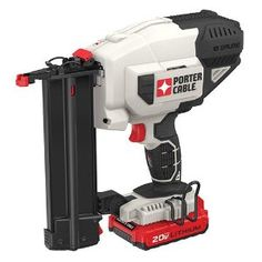 PORTER-CABLE PCC790LA 20V MAX Lithium 18GA Cordless Brad Nailer Kit, Includes Battery and Charger - - Amazon.com