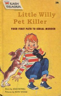 Little willy pet killer
