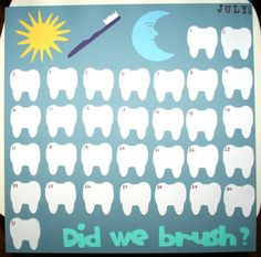 I love this idea for the kids and a busy parent.  As a parent it is your responsibility to instill proper oral health habits into your child/ren at a young age.  Breaks my heart when I see a 7 year old needing a pulpectomy!!!  Should never get to that point.  With regular dental visits, a daily oral routine and a healthy diet your child/ren will for always have a happy healthy smile.  :-)