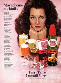 Retrospace: Ads #62: Vintage Booze Advertising