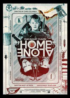 Home Alone (1990) [711 x 996]