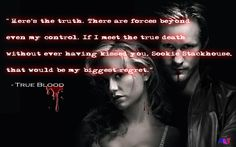 Quote from True Blood