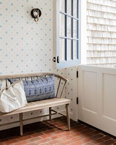 Charming Sea Captain's Home West Barnstable, Massachusetts Family Room, Home And Family, Sea Captain, Spring Lake, Entry Foyer, Entryway Stairs, Blue Rooms, Room Pictures, White Houses