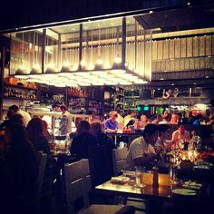 Island Creek Oyster Bar in Boston, MA