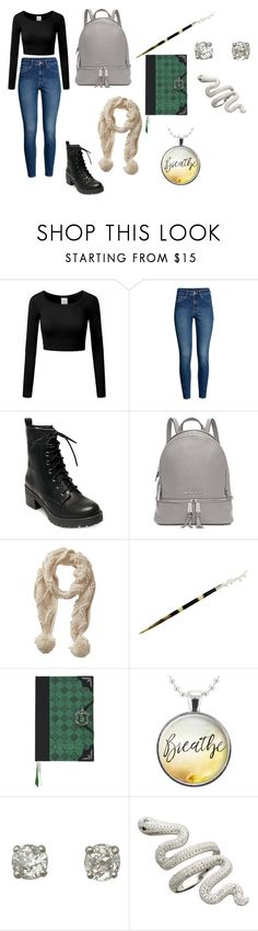 """""""Eliza~Work"""" by elizabethsimmons-2 on Polyvore featuring H&M, Madden Girl, Michael Kors, Betty Barclay and Ayaka Nishi"""