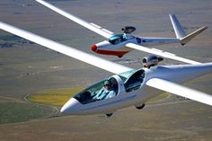 Micro Jet powered sailplane