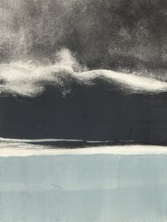 Tekla McInerney Monotypes Prints Of Landscape