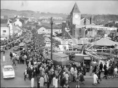 Ballyclare May Fair 1976 Local History, Belfast, Far Away, Northern Ireland, Dolores Park, Beautiful Places, Scene, Origins, Travel