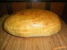 Náš nejlepší domácí chlebík Food And Drink, Bread, Homemade, Pizza, Baking, Recipes, Art, White Bread, Breads