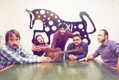 Ukulele Clan Band | MeZ magazine. Música, folk. Madrid. Photography: Aitor GPhoto
