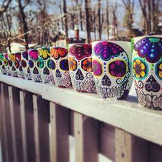 Dia de los Muertos mug!