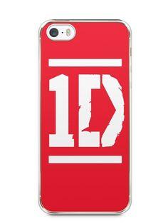Capa Iphone 5/S One Direction #4 - SmartCases - Acessórios para celulares e tablets :)