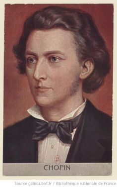 Frédéric Chopin Music is Art for the ears and heart