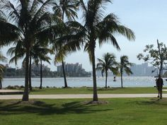 South Pointe Park in Miami Beach, FL