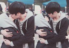 Lee Seyong and Hong Young Gi #cute #couple #ulzzang #love ♥
