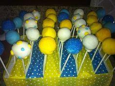 UCLA Cake Pops