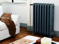 Buy online Tiffany By scirocco h, cast iron radiator, radiators Collection Old Radiators, Column Radiators, Cast Iron Radiators, Arch Interior, Interior Architecture, Interior Design, Tiffany, Luxury Rooms, Mid Century House