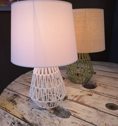 A nautical and fresh way to light up your room... available from Home Square or online now!