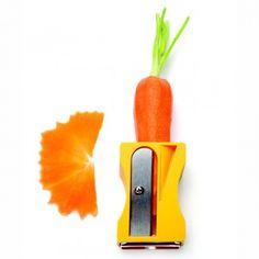 Karoto Gemüsespitzer - zu sehen in der Promi Big Brother Küche. Wer von #Promi BB zaubert leckere Kreationen?