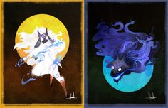 Kindred (The lamb and the wolf)