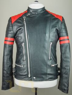 38f66e43a884d New Men Quilted Leather Jacket Genuine Soft Lambskin Black Biker Bomber