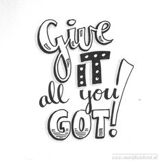 Dag 5 #dutchlettering van februari 2018. . . . . . . . . . . . #typography #calligraphy #brushcalligraphy #brushlettering #quote #lettering #letterart #handdrawn #handwritten #handmadefont #handletteren #handlettering #dutchletteringchallenge #draw #drawing #tekenen #tekening #sketch #doodle #typspire #typedaily