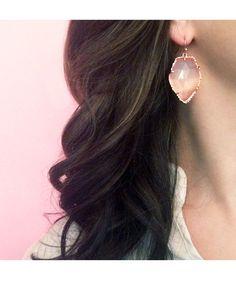 Corley Drop Earrings in Black - Kendra Scott Jewelry. Coming October 15!