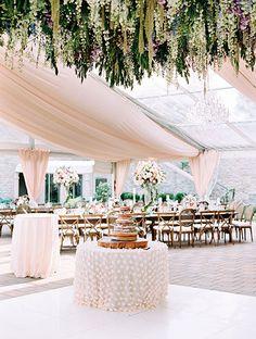 Reception Tent | Brides.com