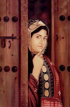 Arabian Art, African Paintings, Art Optical, Islamic Paintings, Arabic Calligraphy Art, Sand Art, Egyptian Art, Portrait Art, Indian Art