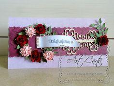 Art-Carta : Róże i goździki...