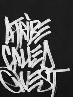 「tribe called quest logo」の画像検索結果