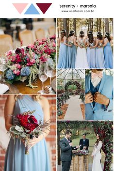 Wedding Pics, Wedding Themes, Chic Wedding, Blue Wedding, Summer Wedding, Dream Wedding, Wedding Decorations, Wedding Day, October Wedding
