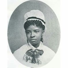 Mary Mahoney. Born in 1845, in 1879 she became the first African-American professionally trained nurse.