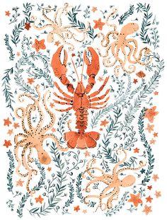 Vikki Chu Illustration