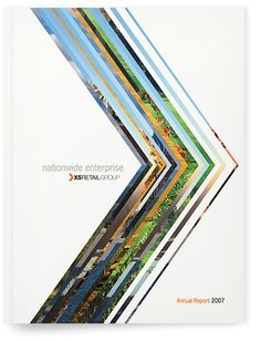 105 Best Annual Report Design Inspiration at DzineBlog.com - Design Blog & Inspiration | Collecting About Design | Scoop.it