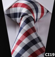 Item Type: Ties Pattern Type: Plaid Department Name: Adult Gender: Men Style: Fashion Material: Silk Size: One Size Ties Type: Neck Tie is_customized: Yes
