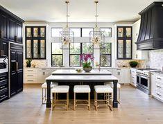 Kitchen Decorating, Home Decor Kitchen, New Kitchen, Kitchen Ideas, Decorating Ideas, Awesome Kitchen, Kitchen White, Decorating Websites, Kitchen Inspiration