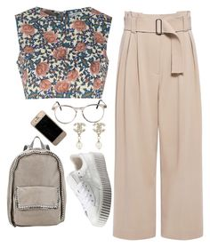 """""""Art Student"""" by wh0s-that-grrrl ❤ liked on Polyvore featuring A.L.C., Glamorous, Chanel, Puma and STELLA McCARTNEY"""