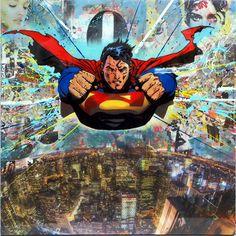 Superman Faster Than A Bullet - DeVon