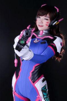 [Cosplay] D.Va (Overwatch) par Aza Miyuko