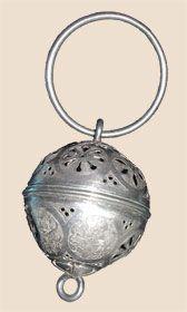 Bisamapfel aus dem 16. Jahrhundert: Objekt des Monats März 2006 im Museum für das Fürstentum Lüneburg