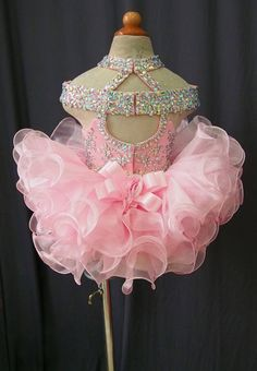Beautiful National Pageant Dress Made for Lovely Little Princess. It is one piece dress. Bodice made of stretch jersey that can fit your baby very Toddler Pageant Dresses, Glitz Pageant Dresses, Pagent Dresses, Little Girl Pageant Dresses, Pageant Wear, Flower Girl Dresses, Baby Dresses, Beauty Pageant, Bridesmaid Dresses